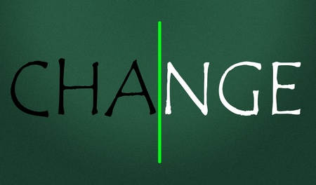 change business: change symbol
