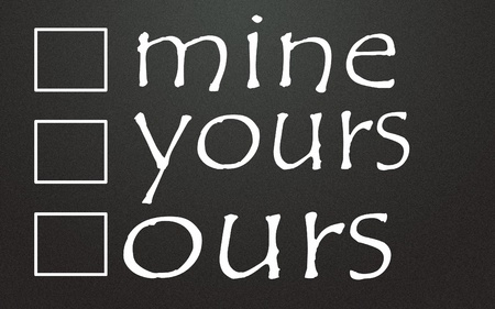 mine & yours and ours choice  photo