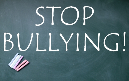 stop bullying title  photo