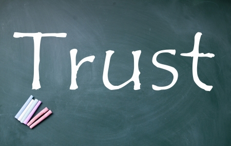 trust title  photo