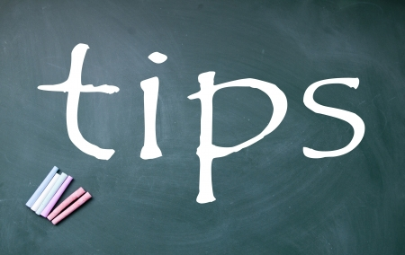 tips title  photo