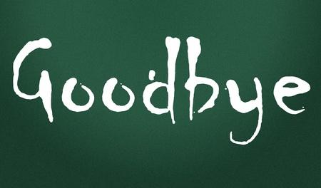 breakup: goodbye sign