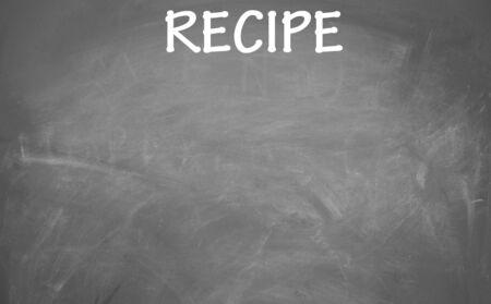 recipe symbol  photo