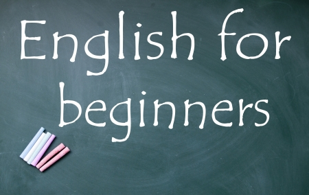 english for beginners title photo