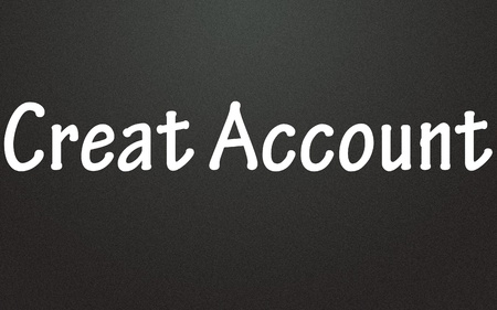 creat account title  photo
