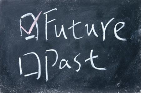the past: future and past choice