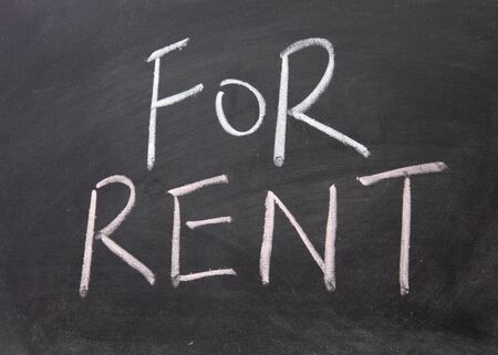 for rent: for rent title