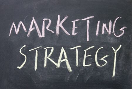 marketing strategy title  photo