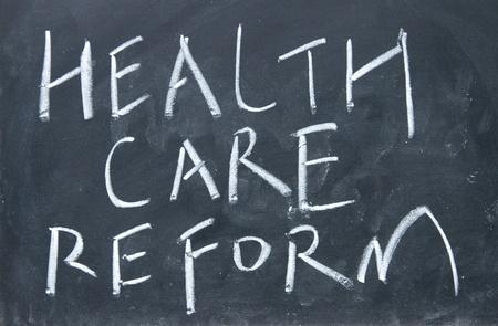 医療制度改革の記号 写真素材