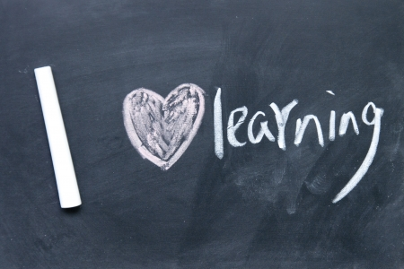 schoolroom: I love learning sign
