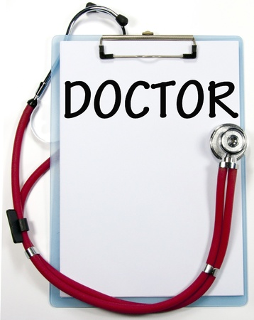 DOCTOR day sign Stock Photo - 17206192