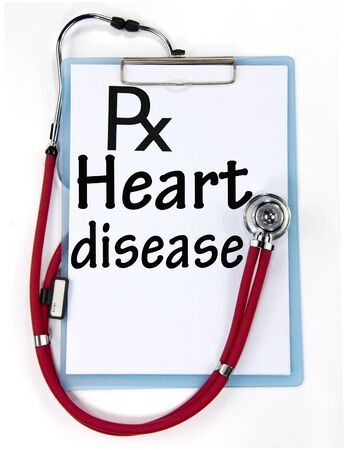 heart disease sign Stock Photo - 18815448