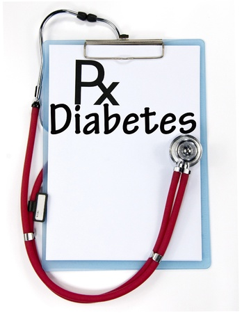 diabetes sign  photo