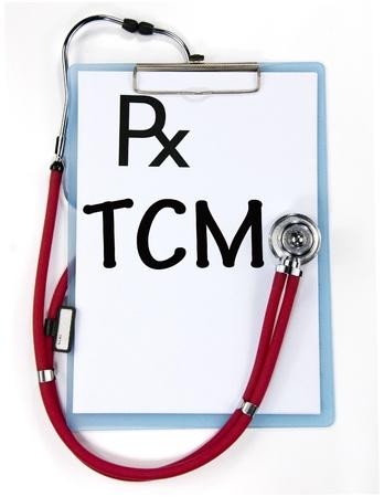 tcm: TCM sign