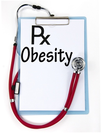 obesity sign  photo