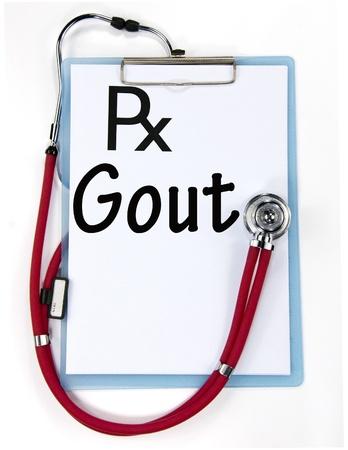 gout sign