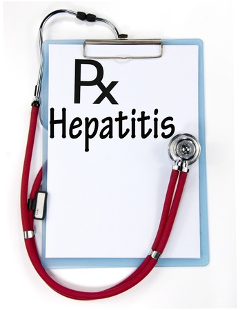 hepatitis sign  photo