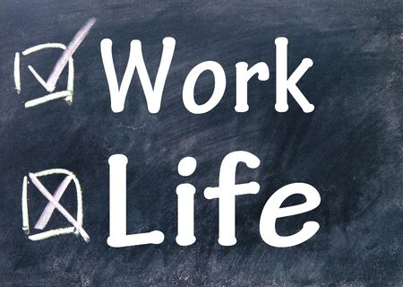 life and work choice photo