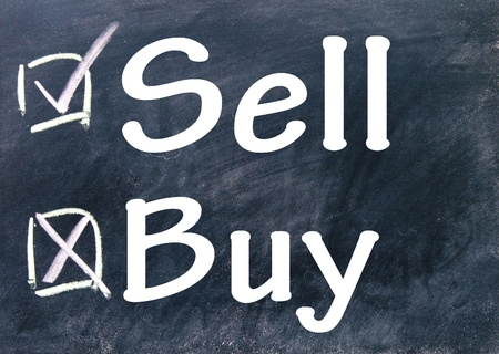 sell and buy choice photo