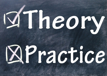 theory and practice choice photo