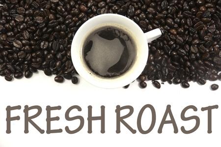 fresh roast sign photo