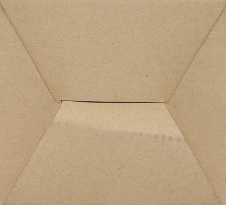 Packaging board box bottom  photo