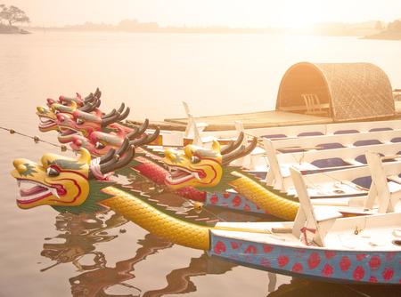 Dragon boat  版權商用圖片