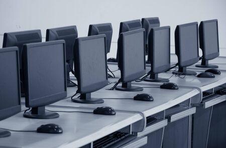 computer classroom photo