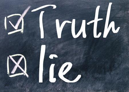 lie: truth or lie judge