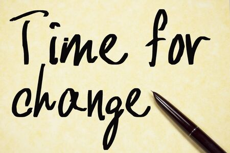duration: time for change text write on paper