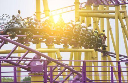 provoke: Roller coaster Editorial