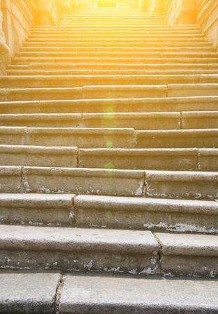 stone stairs: stone stairs
