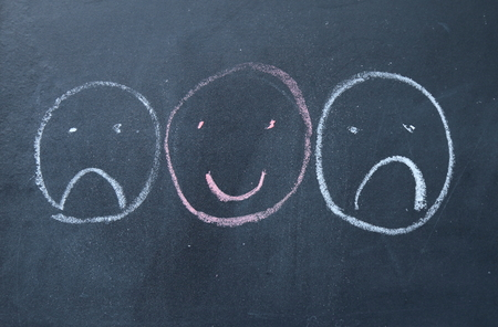 pessimistic: An optimistic man and two pessimistic man