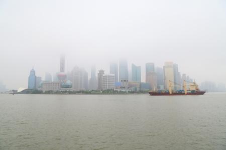 pudong: Pudong Lujiazui Shanghai