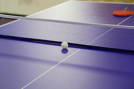 Ping-pong Archivio Fotografico