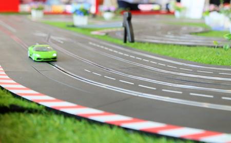 Giocattolo telecomando auto da corsa