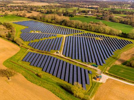 Hothfield solar farm, Kent