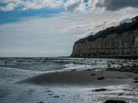 Pett Level beach, East Sussex