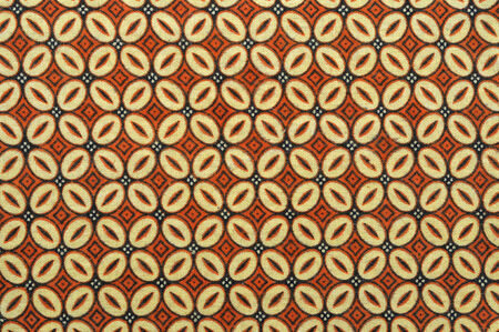 oval fabric  texture 免版税图像