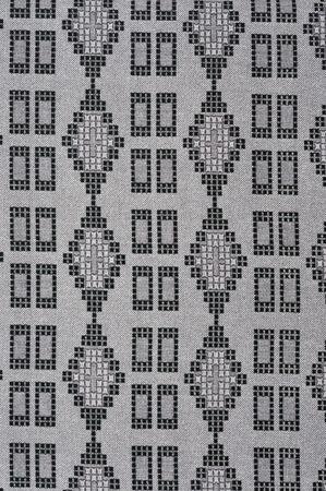 fabric geometric background
