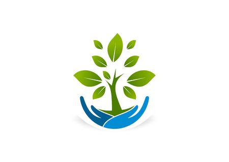 educacion ambiental: cuidado raíz icono negocio crezca sano