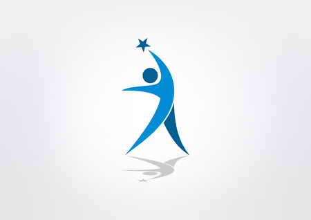 star success healthy body  icon