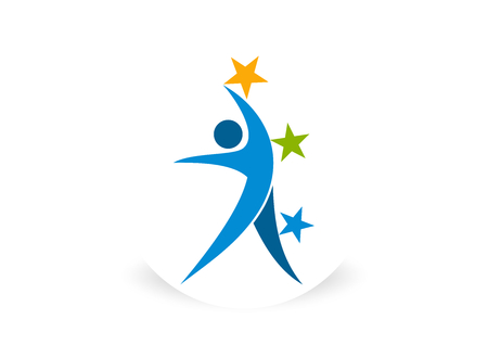 Wellness icon  Star Body Wellness Icon Royalty Free Cliparts, Vectors, And Stock ...