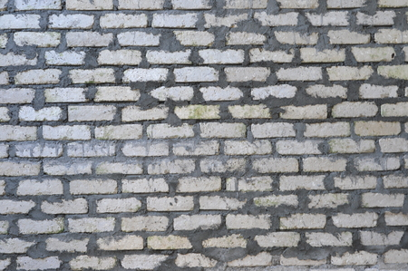 retro brick wall texture background Standard-Bild