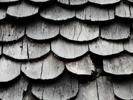 old wood: old wood