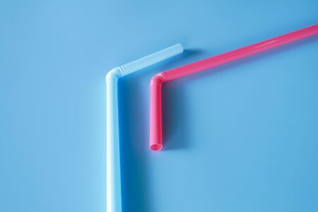 drinking straws for background