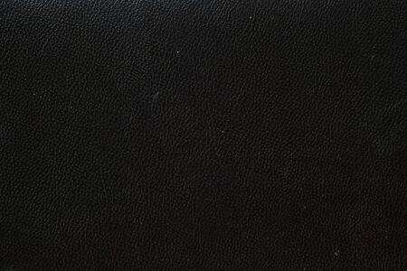 black leather skin texture background Foto de archivo