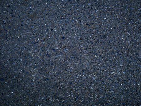 Close up of asphalt road texture background