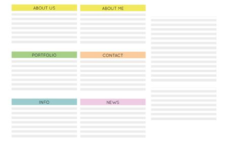 Stylish document forms for many purposes. About. Info. News. Contact. Portfolio.