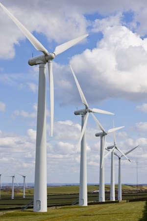 windfarm: Molinos de viento en WindFarm